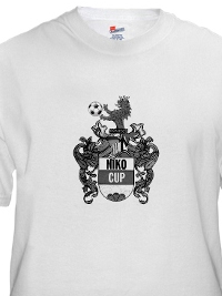 Niko Cup White T-Shirt